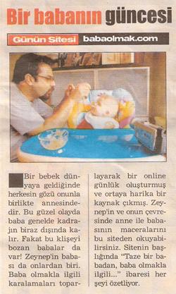 gazete küpür 20dk